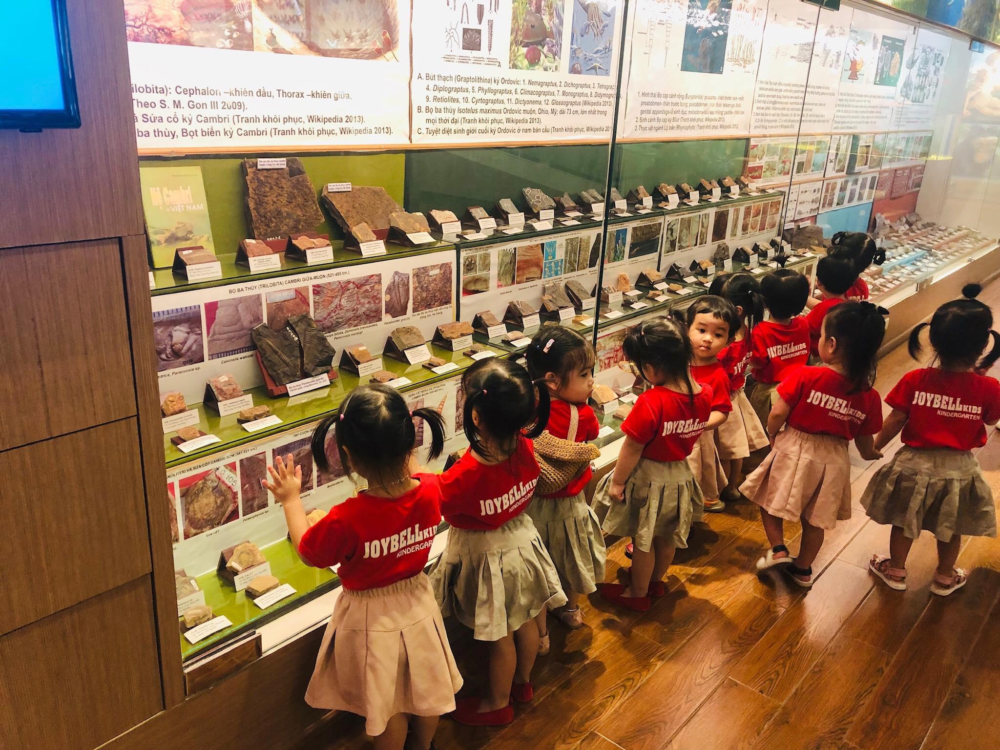 Trường mầm non cao cấp Chuông Nhỏ (JoyBell Kids) - Hoàng Cầu