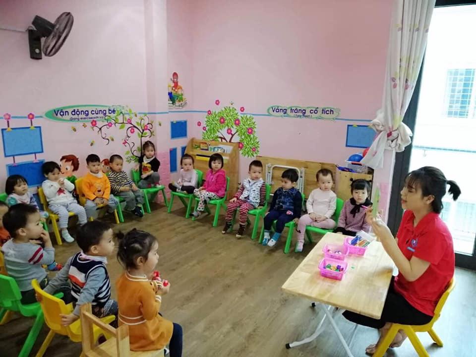Trường mầm non chất lượng cao RubyKids - Mỗ Lao