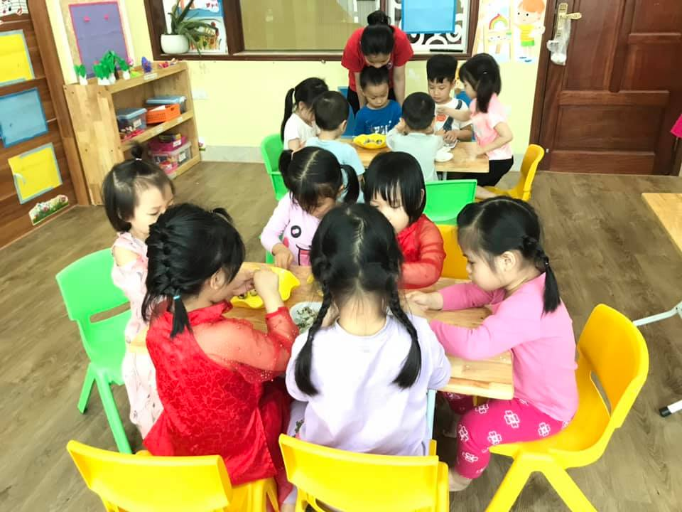 Trường mầm non chất lượng cao RubyKids - Mỗ Lao