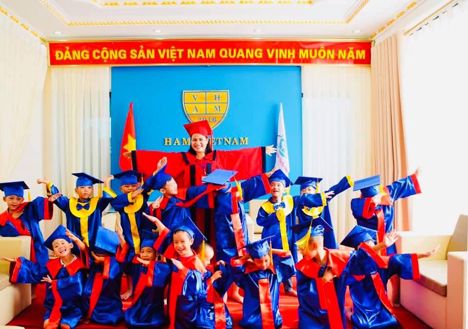 Trường mầm non Capitole -  Dược Hạ, Tiên Dược