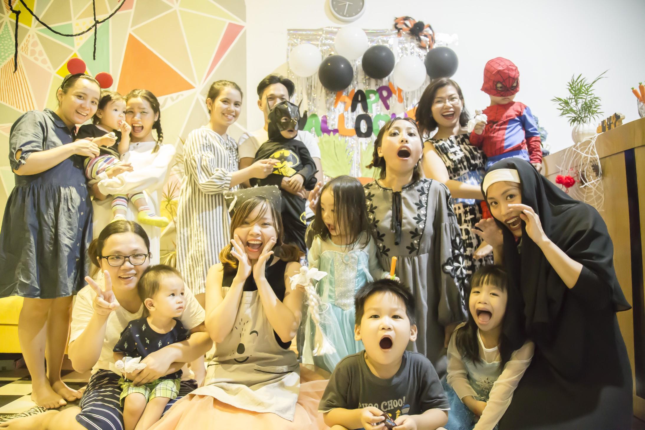 Trường mầm non SONG NGỮ Carrot Montessori House - Bình Trưng Tây