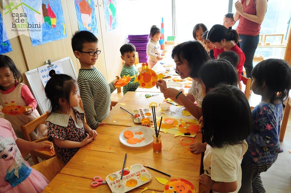 Trường mầm non Casa dei Bambini - Mỹ Đình 2