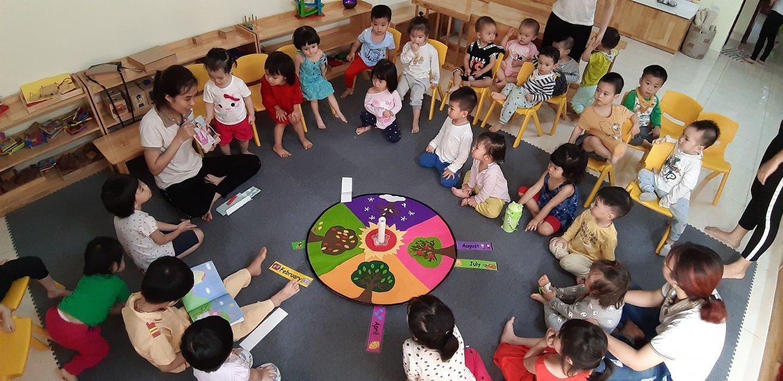 Trường mầm non Cây Nhỏ ( Baby Trees Montessori ) - Vũ Đức Thận, Việt Hưng