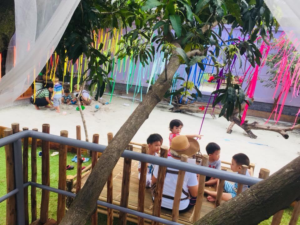 Trường mầm non Chân Xinh (Little Foot) - Thảo Điền