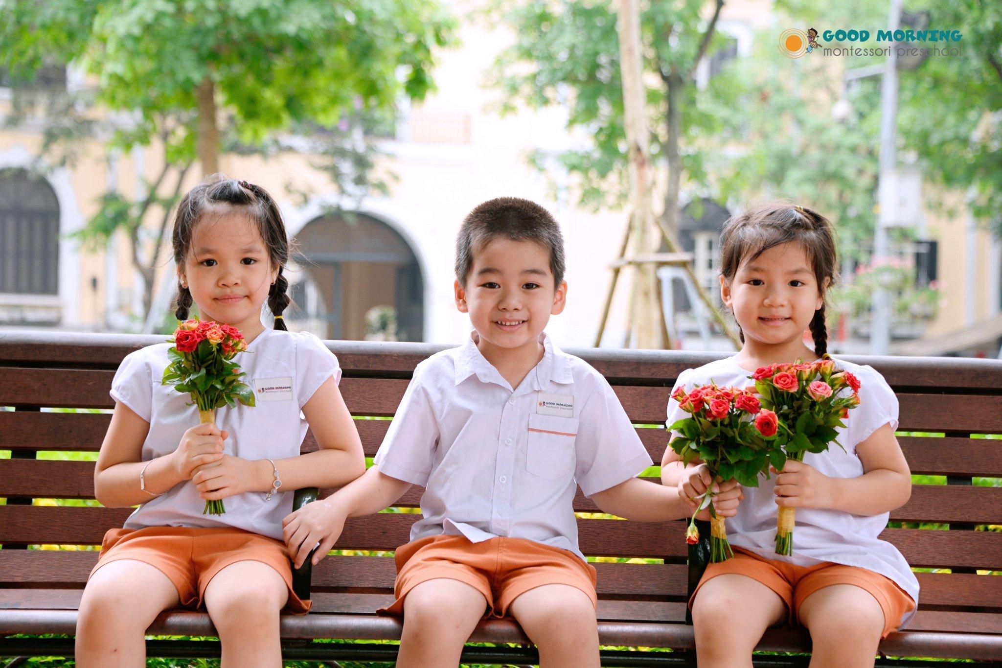 Trường mầm non Chào Ngày Mới ( Good Morning Montessori Preschool ) - Tô Ngọc Vân