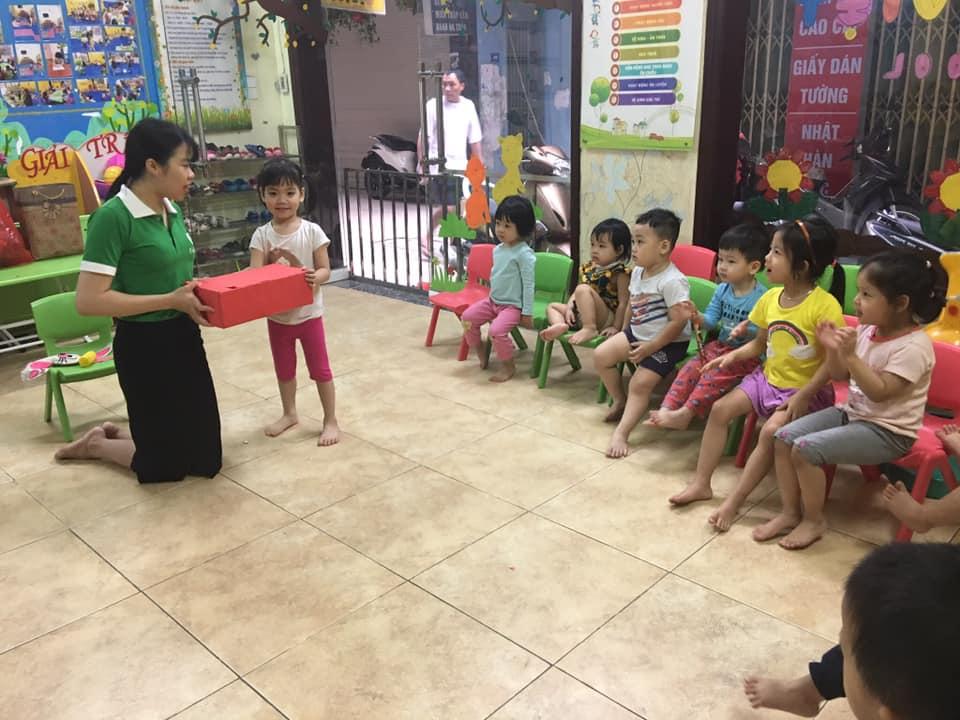 Trường mầm non Chất lượng cao Bách Việt - Thái Thịnh