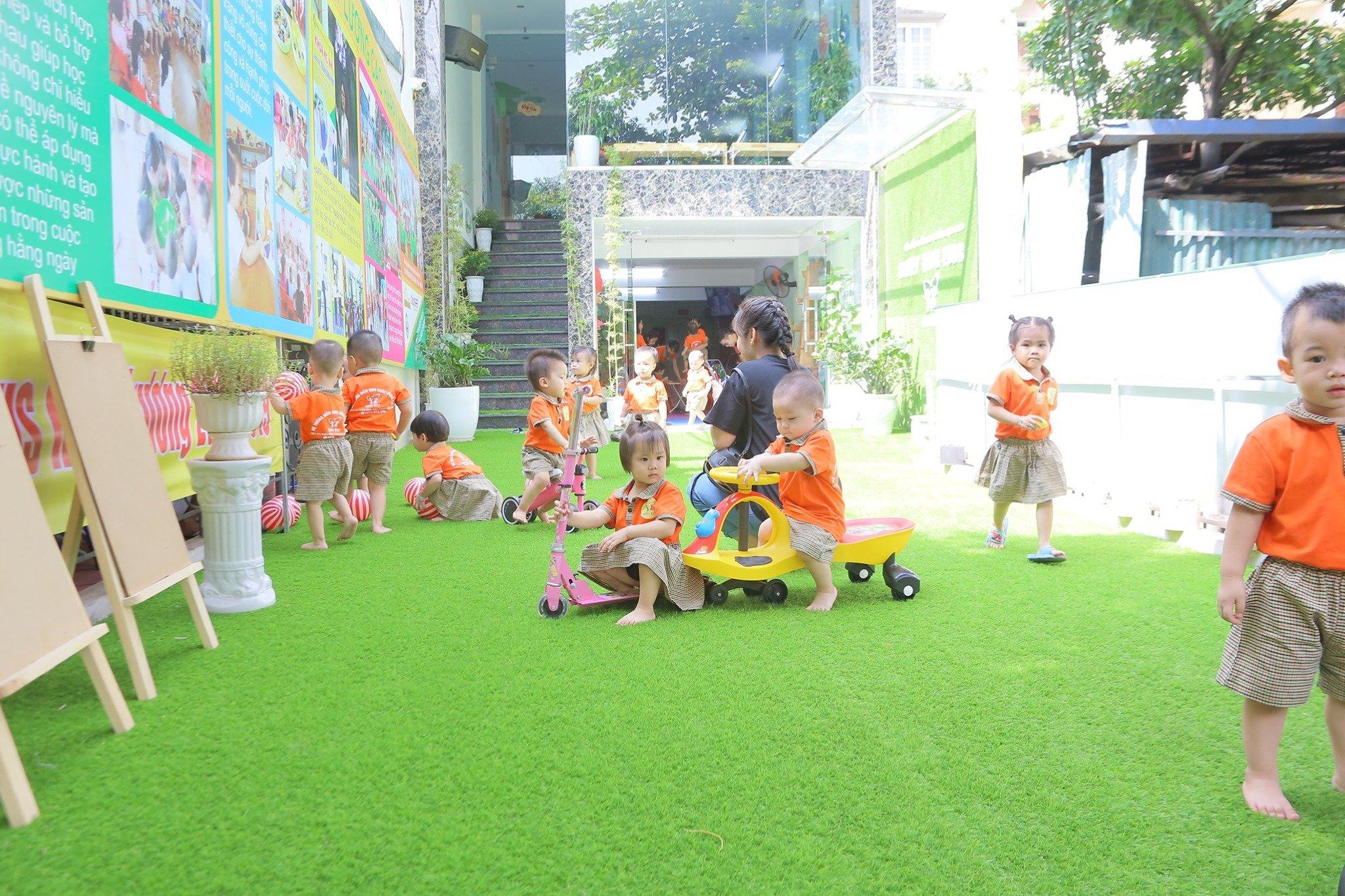 Trường mầm non Chất Lượng Cao Happy Kids Plus (Cơ sở 1) - Xuân Đỉnh