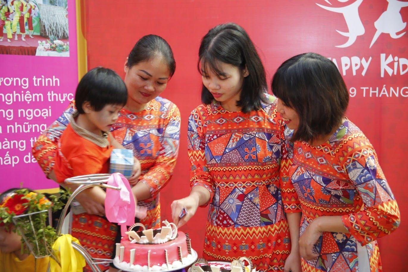Trường mầm non Chất Lượng Cao Happy Kids Plus (Cơ sở 2) - Xuân Đỉnh