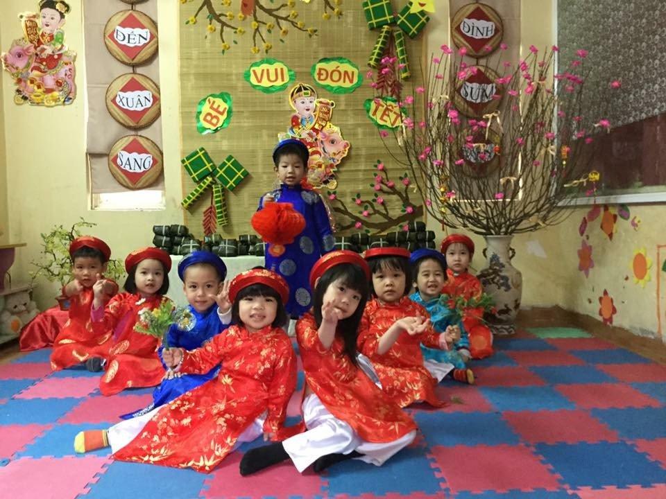 Trường mầm non Thomas - Trung Hòa