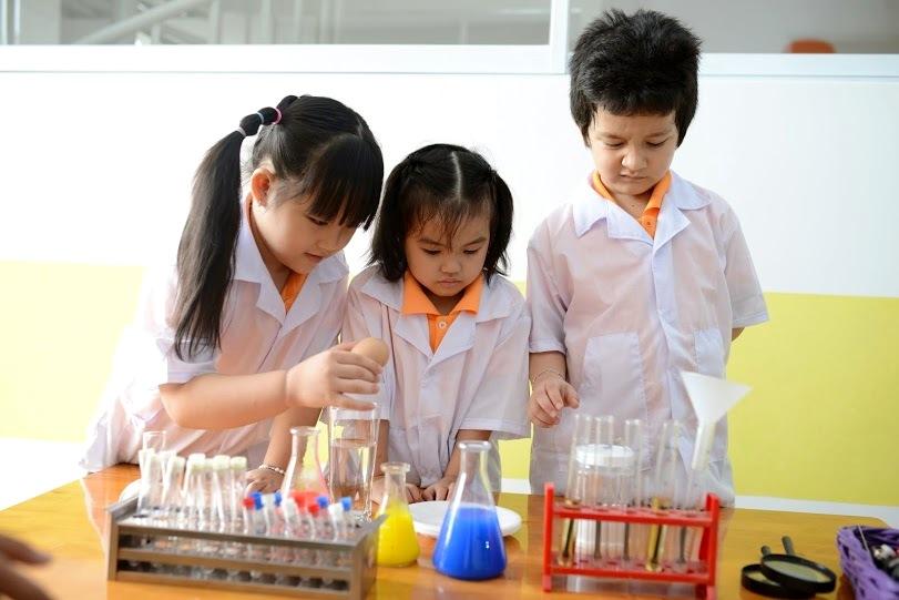 Trường mầm non Chìa Khóa Vàng (Golden Key Kindergarten) - Vành Đai Trong