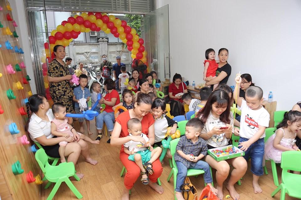 Trường mầm non Chích Bông - Phạm Hùng