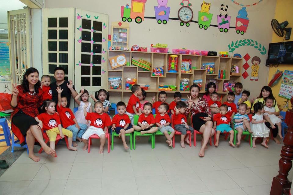 Trường mầm non Chim Cánh Cụt Poporo - Trần Quang Diệu