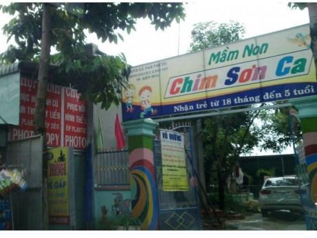 Trường mầm non Chim Sơn Ca - Văn Phú