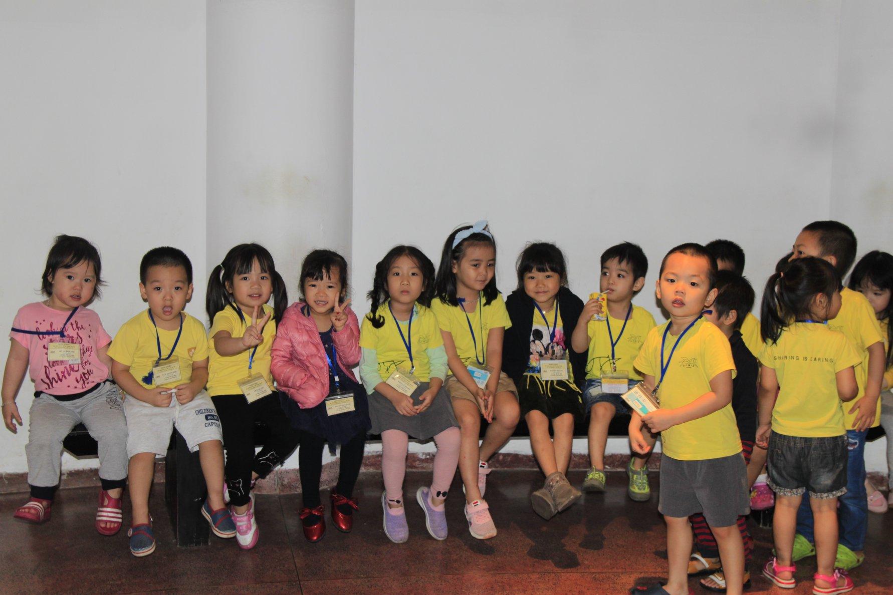 Trường mầm non Chú Ngựa Homie ( Homie School ) - Minh Khai
