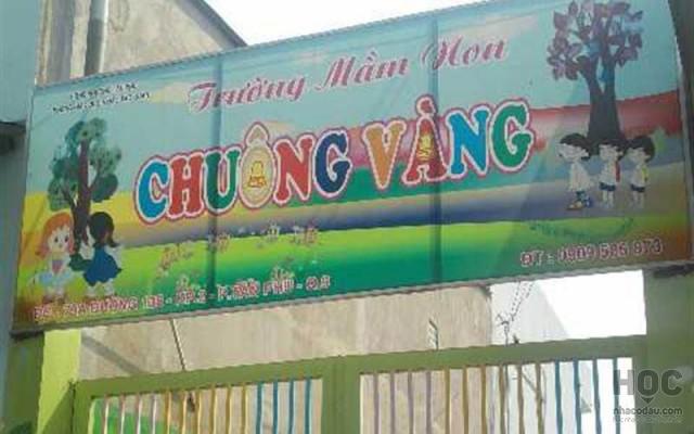Trường mầm non Chuông Vàng - Tân Phú