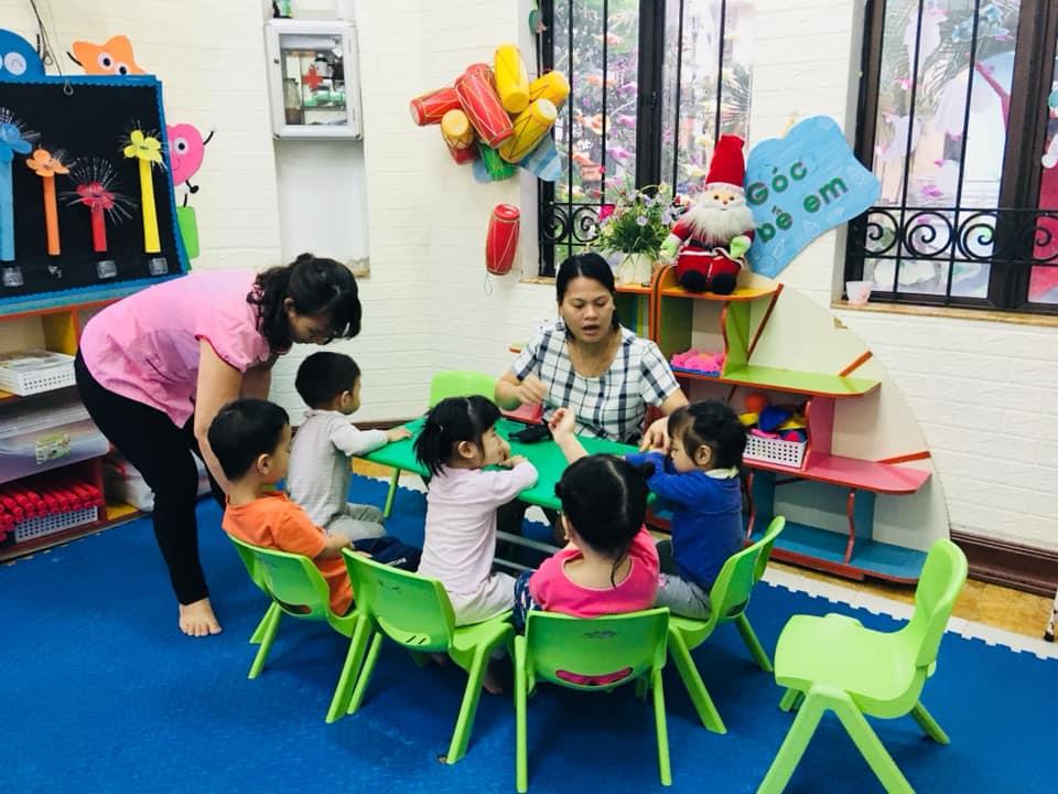 Trường mầm non Chuyên Biệt Ánh Sao - Văn Quán Hà Đông