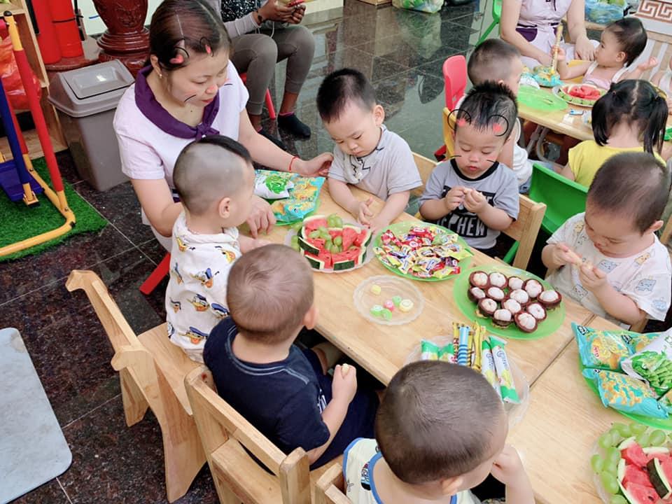 Trường Mầm non CLC Vườn Hồng (Pink Garden) - KĐT Intracom Trung Văn