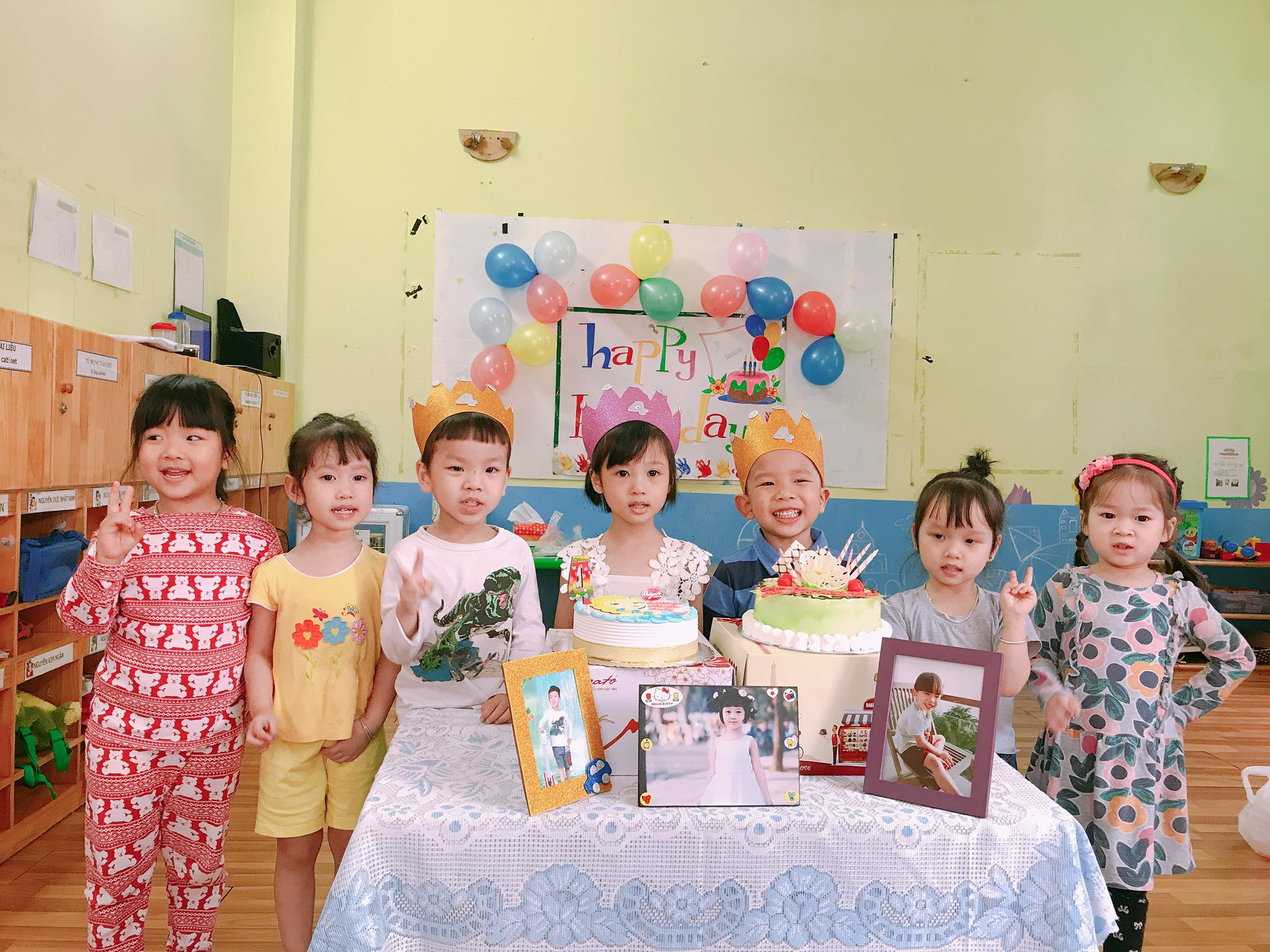 Trường mầm non Colourful house Montessori - Trung Liệt