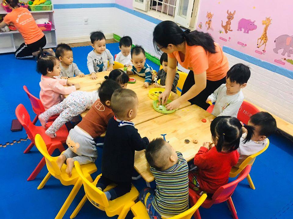 Trường mầm non Con Là Số Một - Cầu Giấy