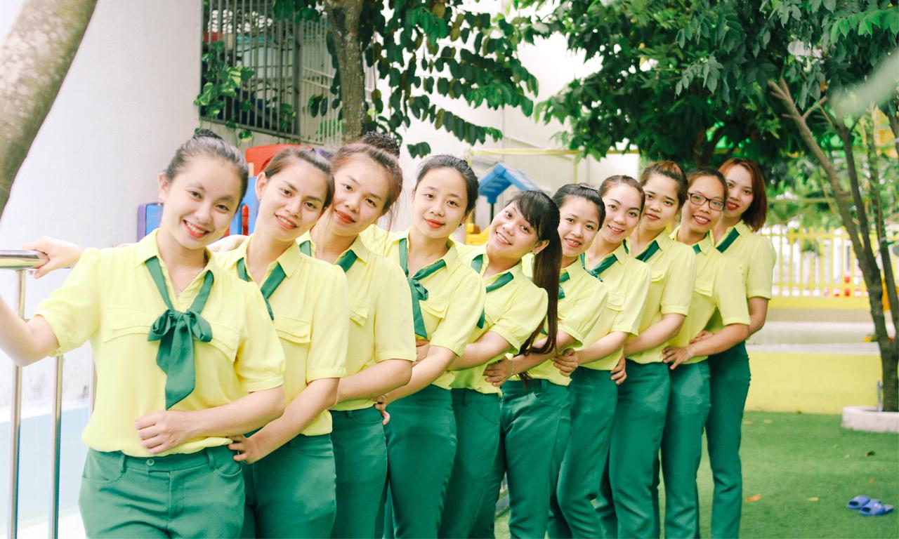 Trường mầm non Con Mèo Vàng - Phú Mỹ