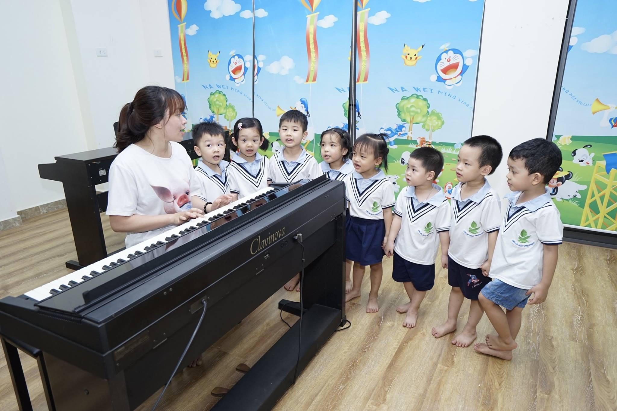 Trường mầm non Con Thuyền Ước Mơ ( Dream Boat) -  Lê Văn Lương