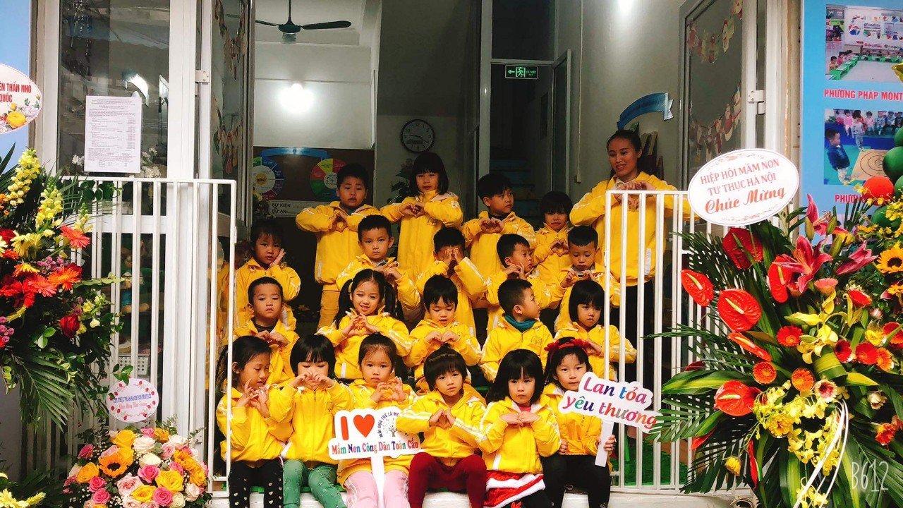 Top 25 trường mầm non Đường Hoàng Hoa Thám được ba mẹ review tốt nhất