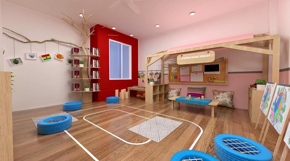 Trường mầm non Cozy Home - Bạch Đằng