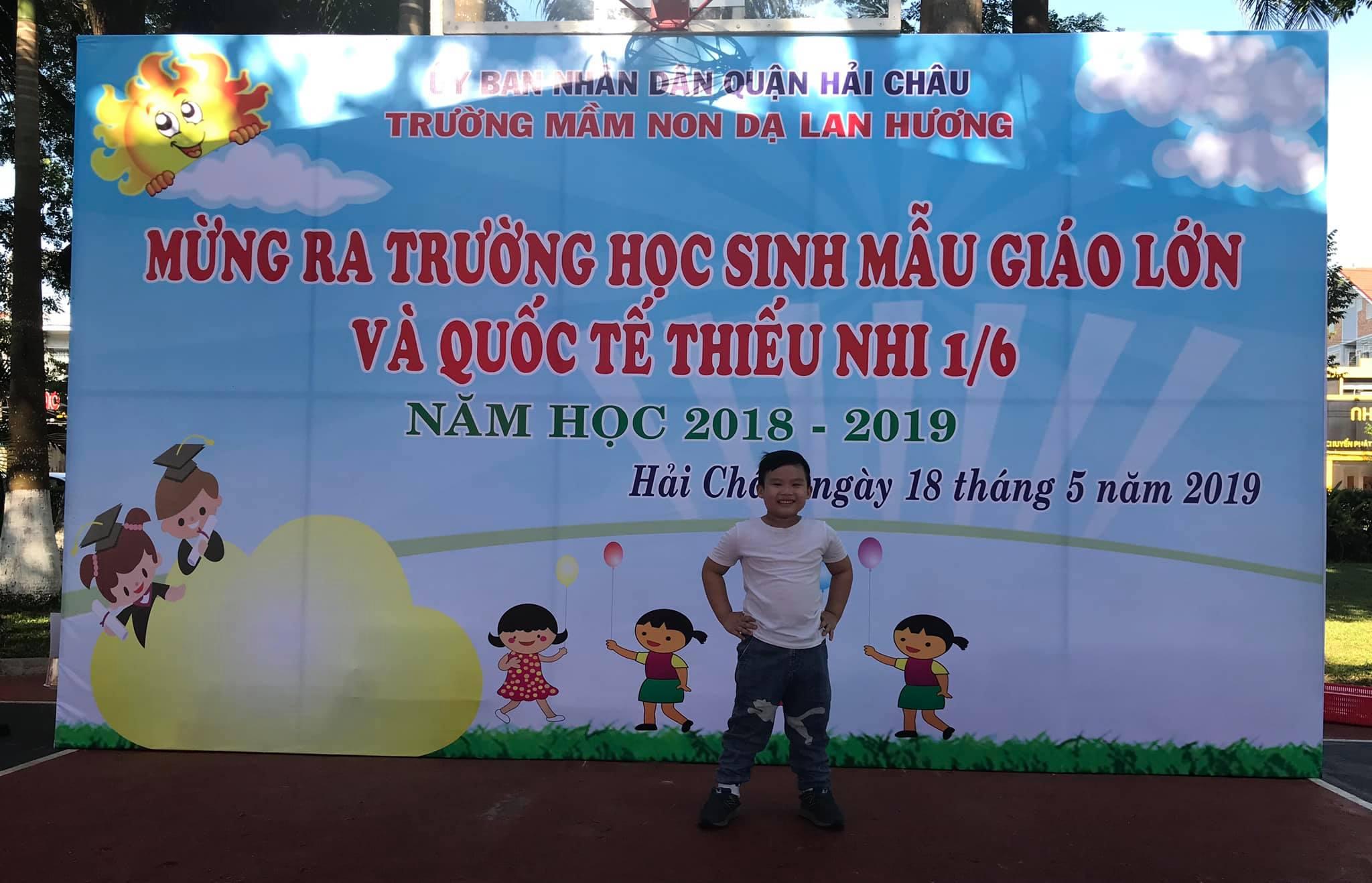 Trường mầm non Dạ Lan Hương - Đường Hoàng Văn Thụ