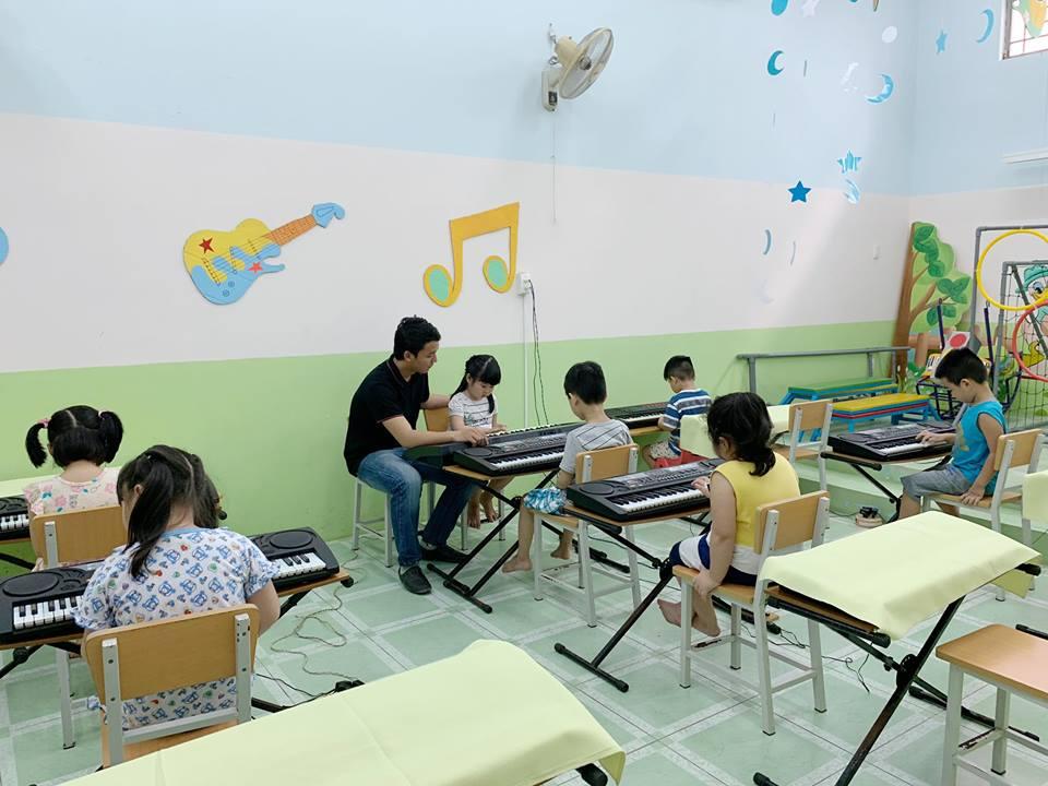 Trường mầm non Dân Kiệt - Phường 11