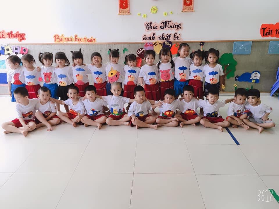 Trường mầm non Dế Mèn - Nguyễn Duy Cung
