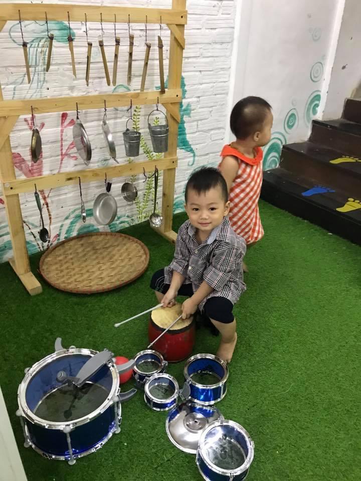 Trường Mầm non Đoàn Thị Điểm - Trung Liệt