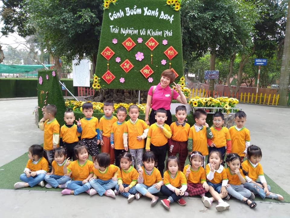 Trường mầm non Đống Đa - Đào Duy Anh