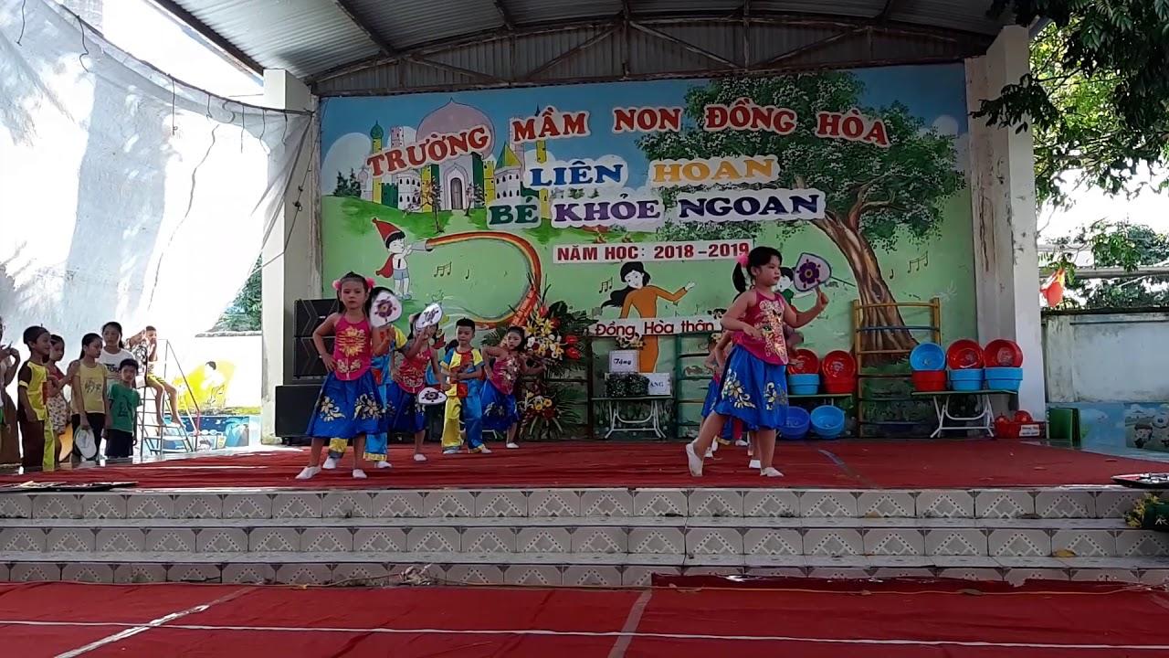 Trường mầm non Đồng Hòa - Khu 1, Đồng Hòa