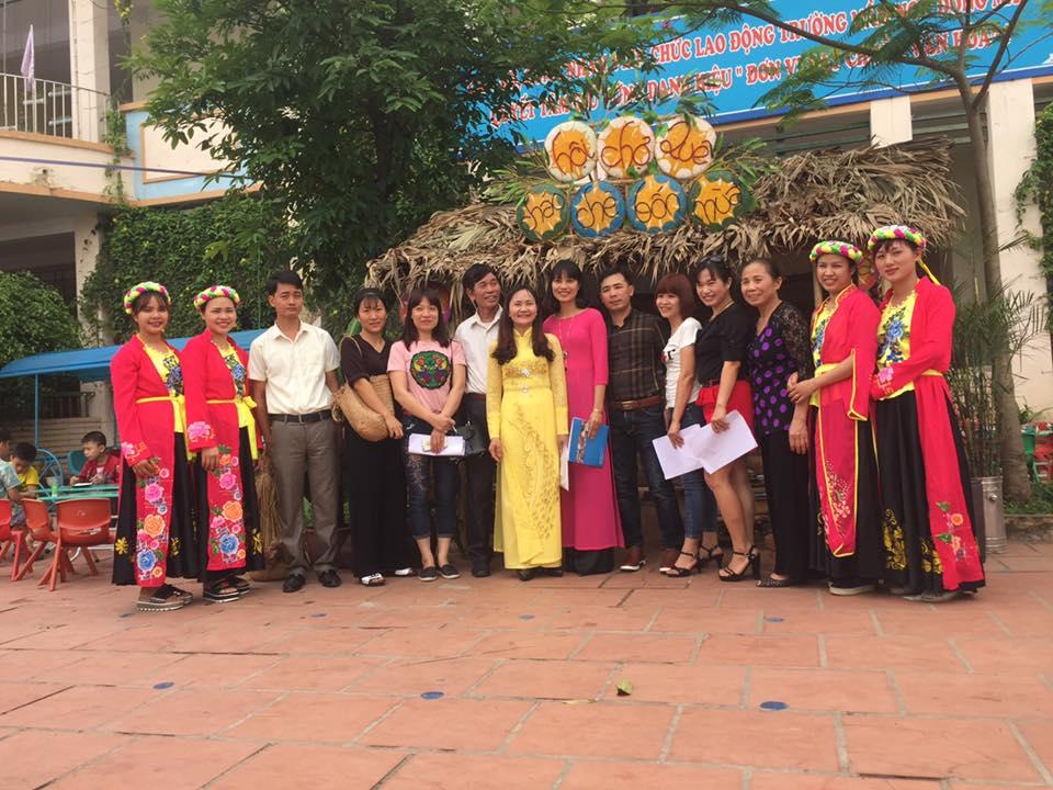 Trường mầm non Đồng Mai - Hà Đông