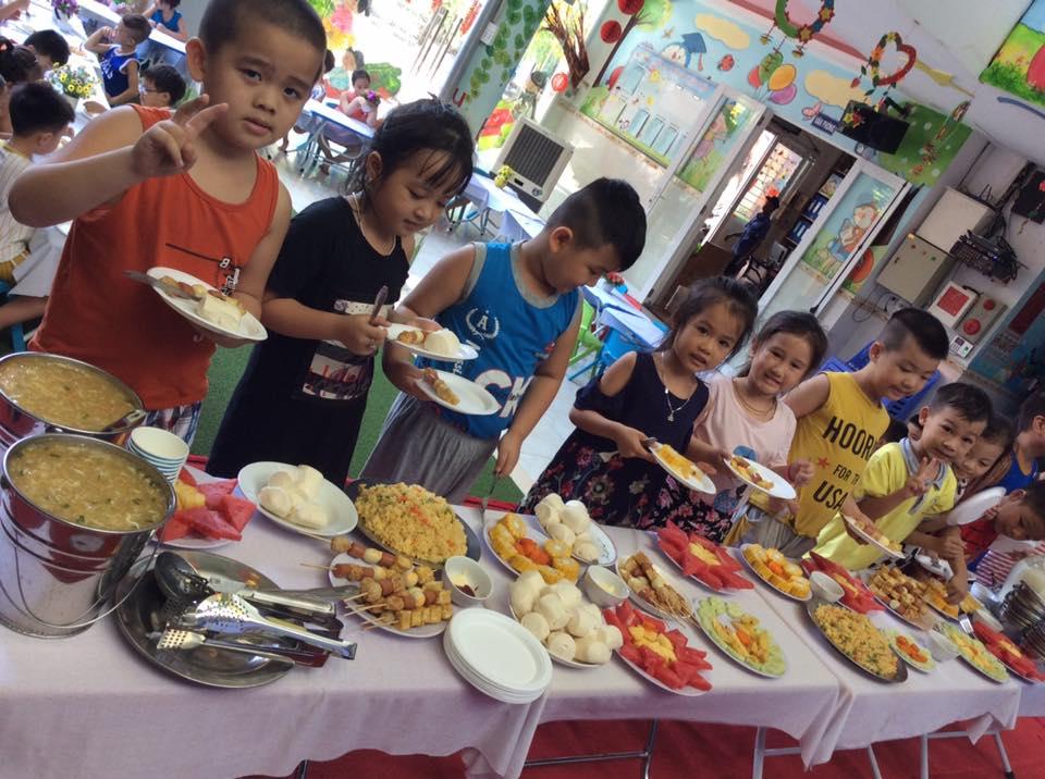 Trường mầm non Đôrêmon - Hồ Tùng Mậu