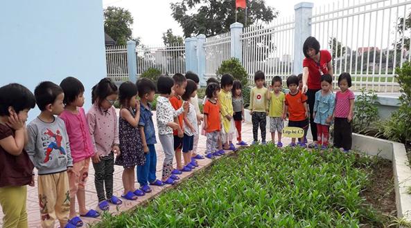 Trường mầm non Dương Hà - Gia Lâm