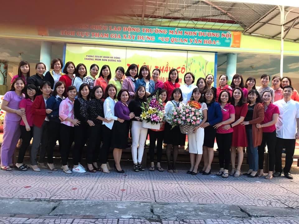 Trường mầm non Dương Nội - Hà Đông