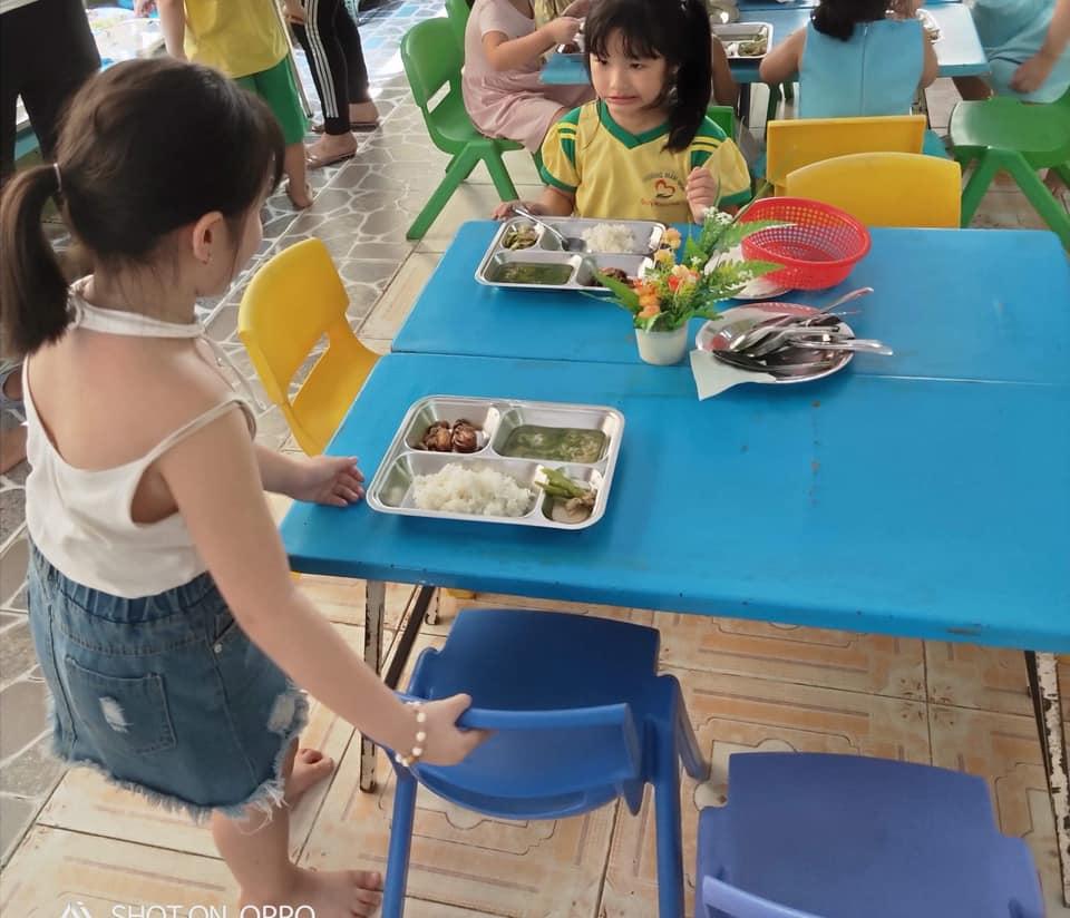 Trường mầm non Duy Phương 2 - Thạnh Lộc