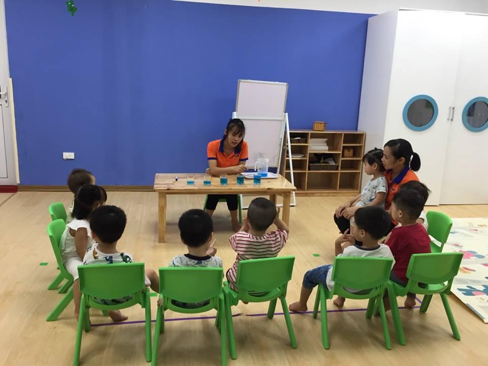 Trường mầm non song ngữ E-Life - Trần Bình