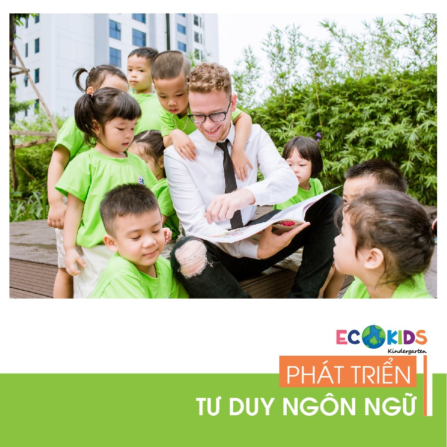 Trường mầm non Ecokids Ecopark 1 - Văn Giang