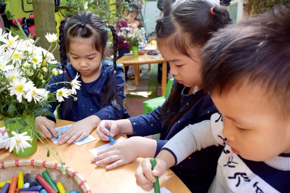 Trường mầm non Elite Kids - Định Công