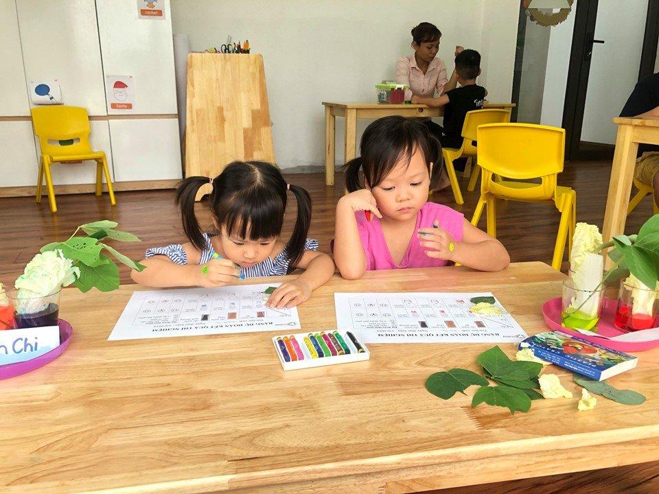 Trường mầm non Embassy Early Learning School - Ngoại Giao Đoàn