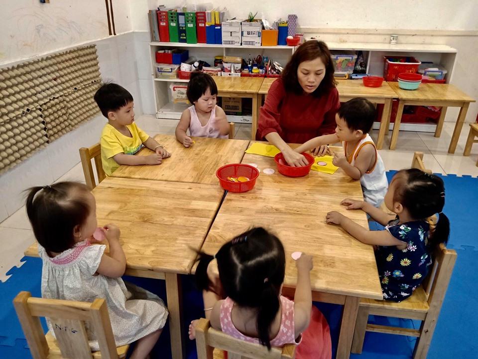 Trường mầm non Én Nhỏ - Little Canary Skool - Bình Trưng Đông