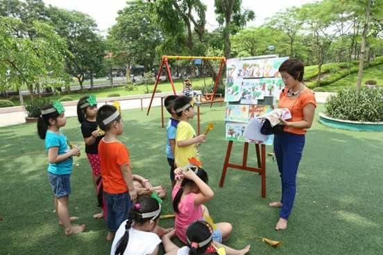 Trường mầm non First Step Montessori - 885 Tam Trinh