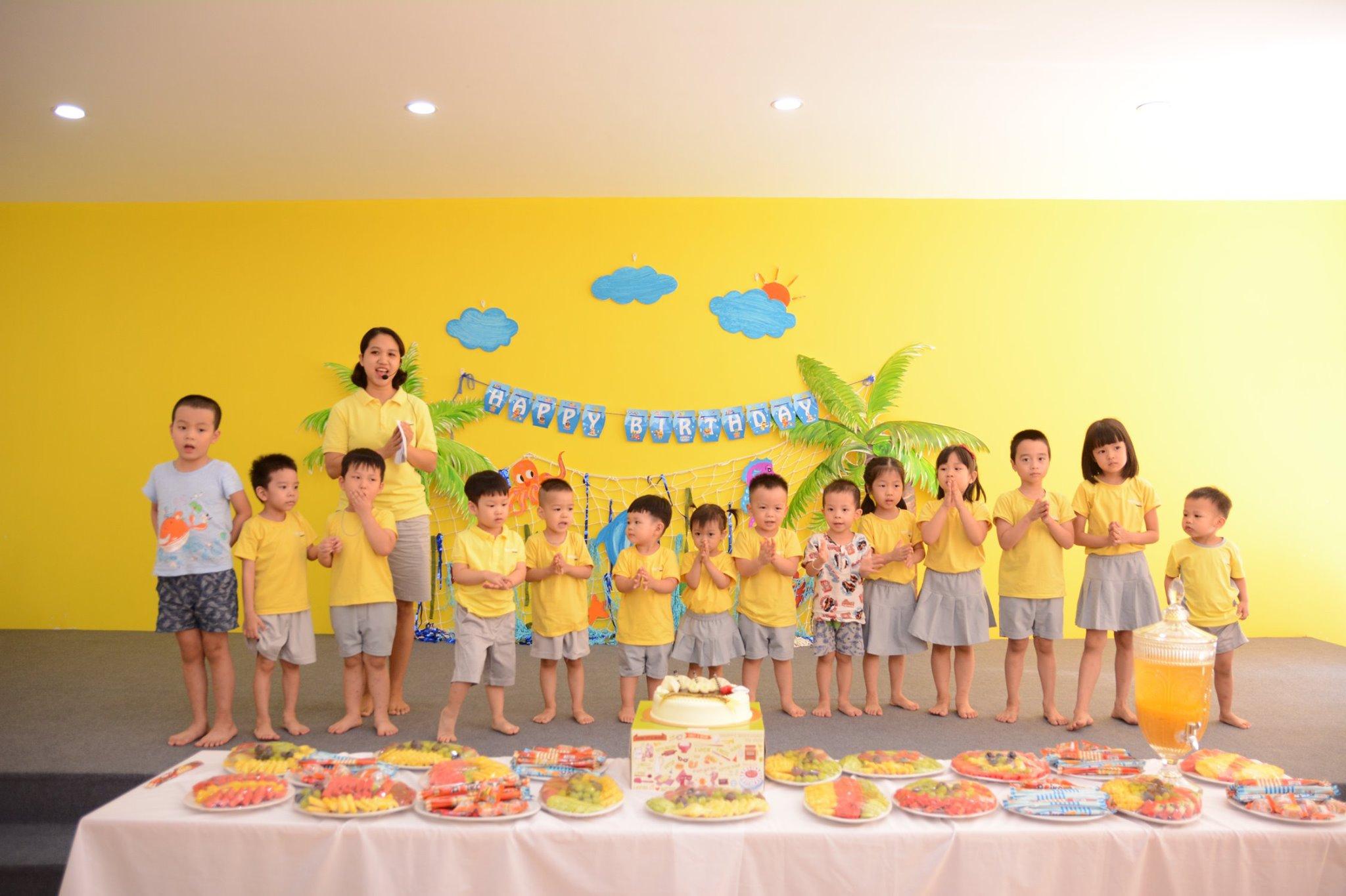 Trường mầm non First Steps Academy (FSA) - Làng Quốc tế Thăng Long
