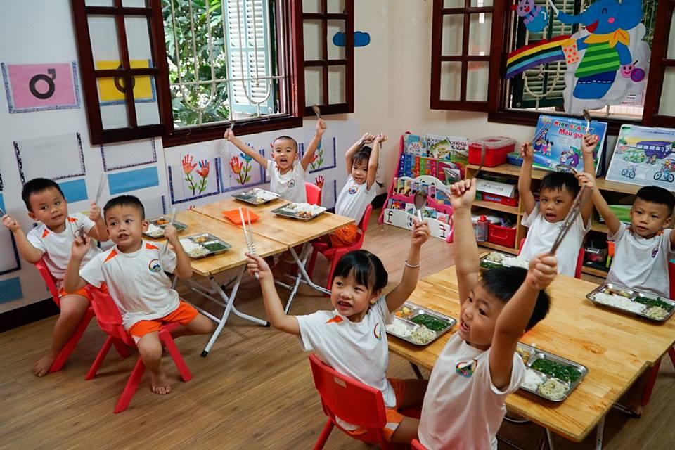 Trường Mầm non Fuji cơ sở V - Linh Đàm