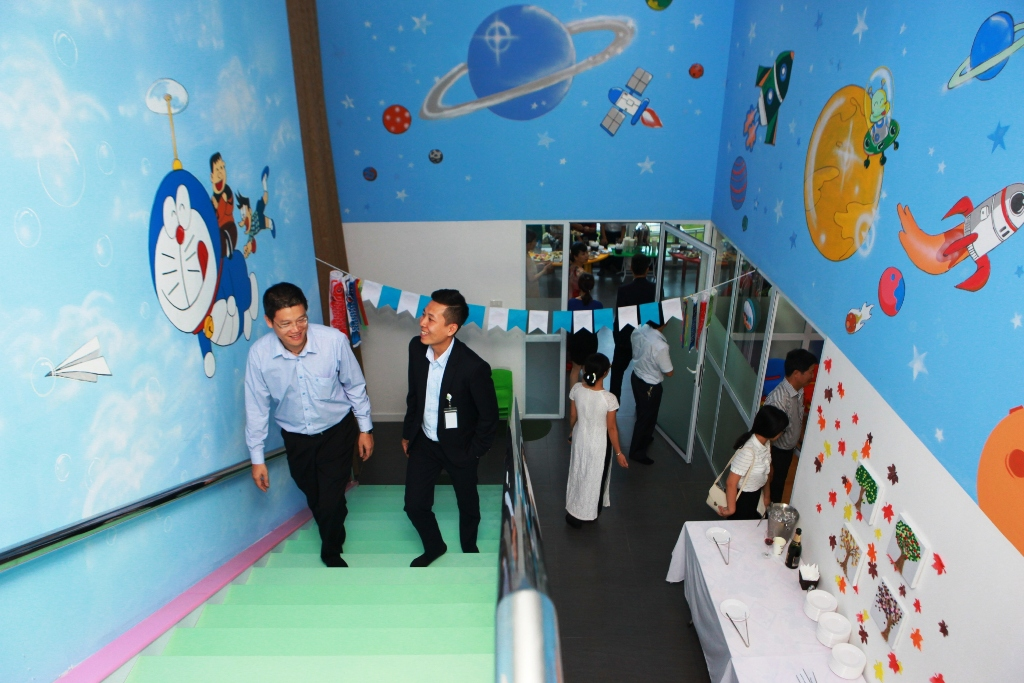 Trường mầm non Fuji Ecopark