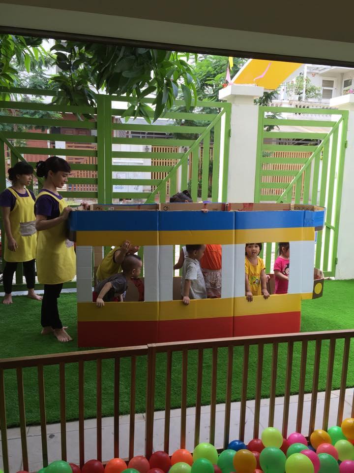 Trường mầm non Fuji ( FUJI Kindergarten ) - Mỗ Lao Hà Đông