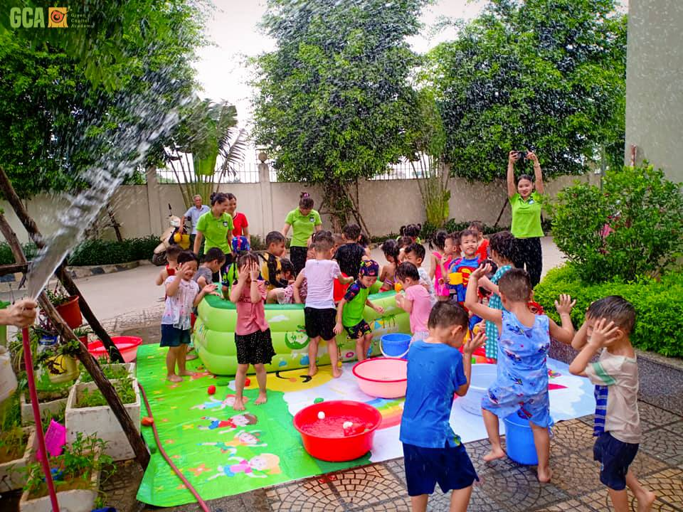 Trường mầm non GCA Ecohome 1 (Green Capital Academy - Học viện Thủ đô xanh) - đường Kẻ Vẽ