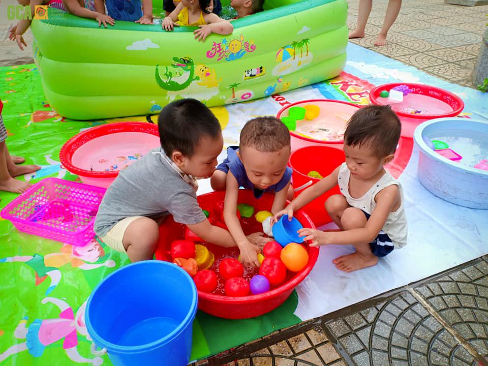 Trường mầm non GCA Ecohome 2  (Green Capital Academy - Học viện Thủ đô xanh) - đường Tân Xuân